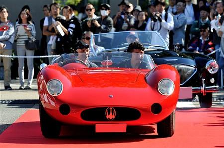 ミッレミリア クラシックカーの美しき姿