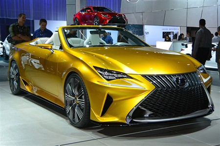 LAショー開幕 CX-3、ミライ and more