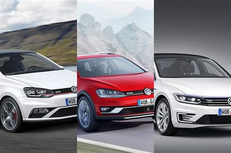 VW3台の注目モデルをパリMSでプレミア予定