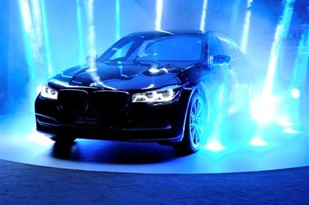 新型「BMW 7シリーズ」がデビュー