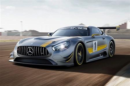 メルセデス-AMG GT3 最新フォト公開