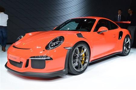 ジュネーブMS-ポルシェ 911 GT3 RS