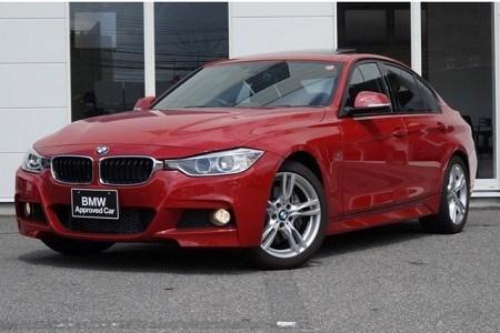 中古:BMW3シリーズ現行モデル