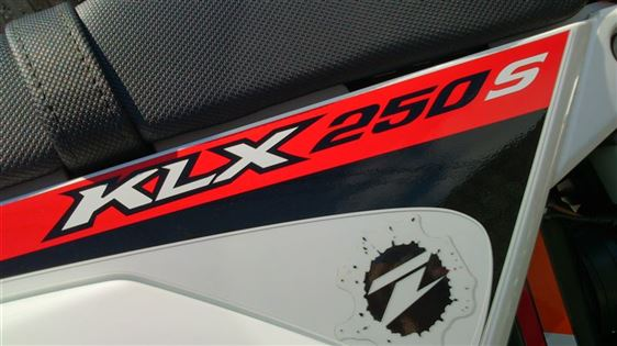カワサキ KLX250S