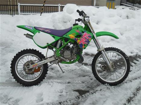 カワサキ KX80