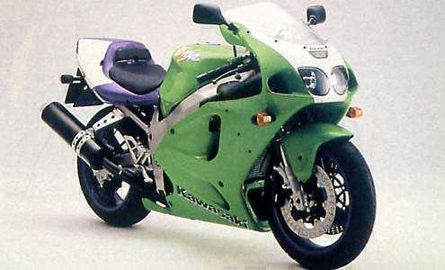 カワサキ ZX-7RR Ninja