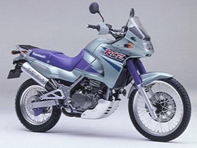 カワサキ KLE400