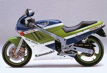 カワサキ ZX-4