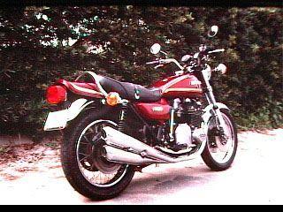 カワサキ Z750Four