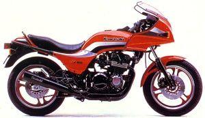 カワサキ GPz750