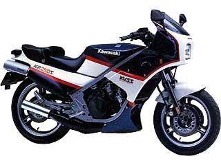 カワサキ KR250S