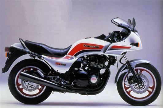 カワサキ GPZ1100F