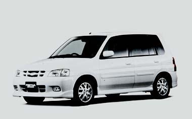 フォード フェスティバミニワゴン