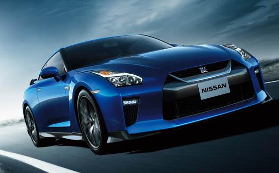 日産 NISSAN GT-R