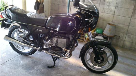 BMW R100 Trad