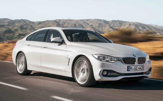 BMW : bmw 4シリーズグランクーペ中古 : minkara.carview.co.jp