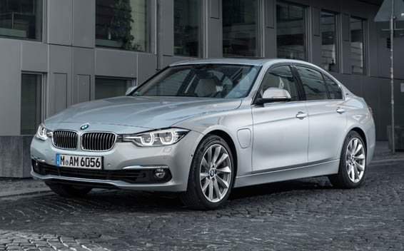 BMW 3シリーズ プラグインハイブリッド