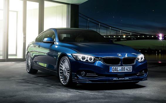 BMWアルピナ B4 BiTurbo クーペ