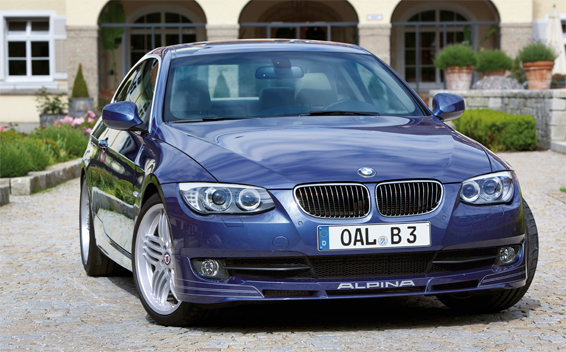 BMW bmwアルピナ b3クーペ ビターボ : minkara.carview.co.jp