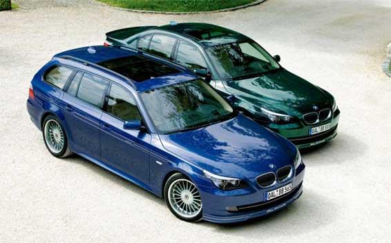 BMW bmwアルピナ b5ツーリング : minkara.carview.co.jp