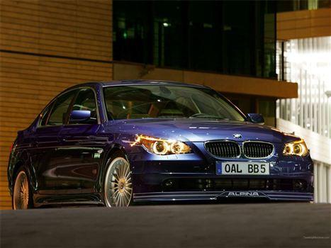 BMWアルピナ B5スーパーチャージ リムジン