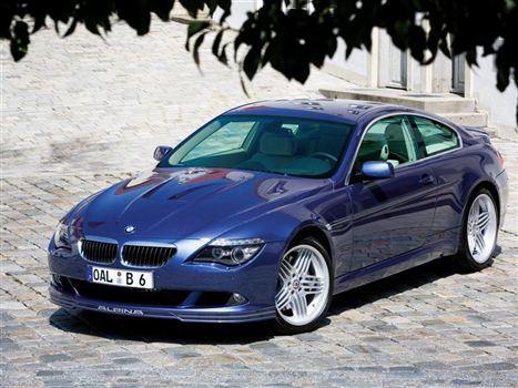 BMWアルピナ B6スーパーチャージ クーペ
