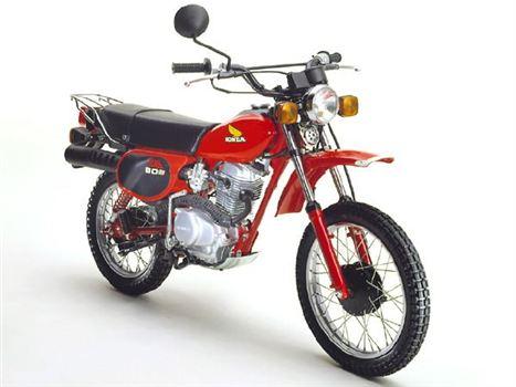 ホンダ XL50S