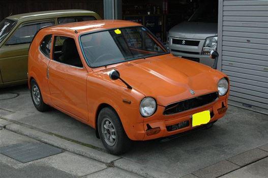 ホンダ Z360