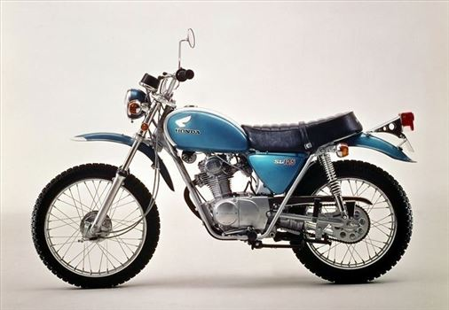 ホンダ SL125S