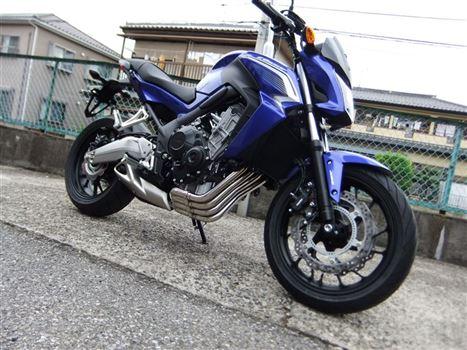 ホンダ CB650F