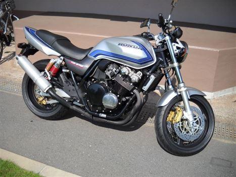 ホンダ CB400SFV