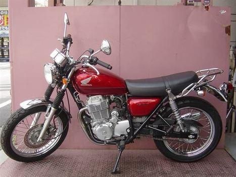 ホンダ CB400_SS