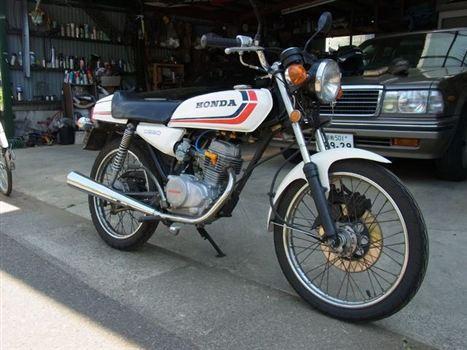 ホンダ CB50JX-1