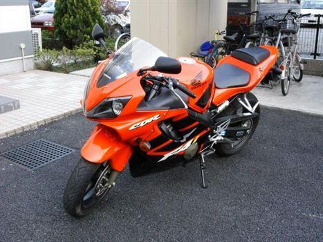 ホンダ CBR600F4i