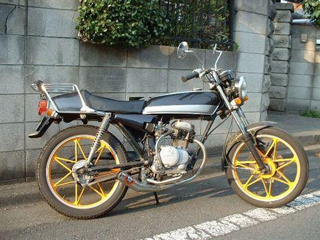 ホンダ CB50JXII