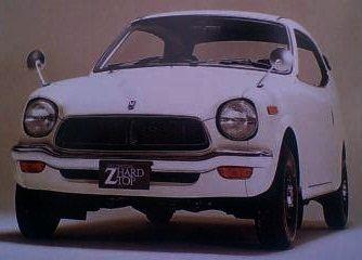 ホンダ・Zの画像 p1_2
