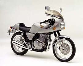 ホンダ GB400TT