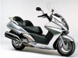 ホンダ シルバーウィング600 ABS