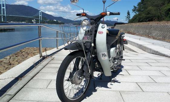 ホンダ スーパーカブ C100