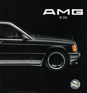 AMG 190E 3.2
