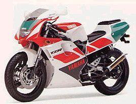 ヤマハ TZR250R