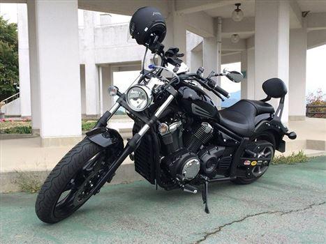 ヤマハ XVS1300CU