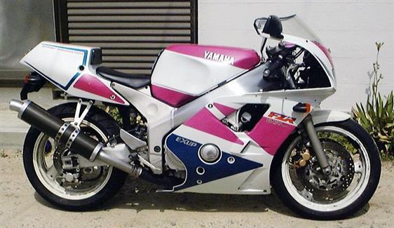 ヤマハ FZR400RR SP