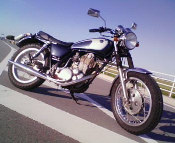 ヤマハ SR500