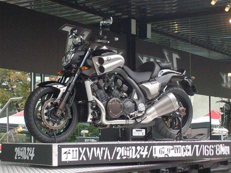 ヤマハ V-MAX