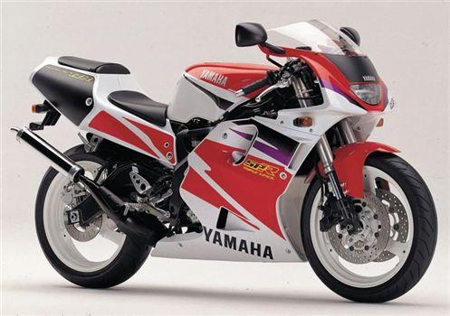 ヤマハ TZR250 SPR