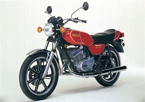 ヤマハ RD250