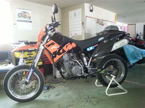 KTM 660SMC