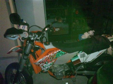 KTM 250ED