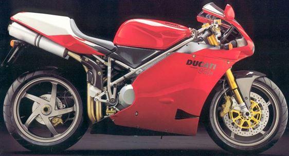 ドゥカティ 998R